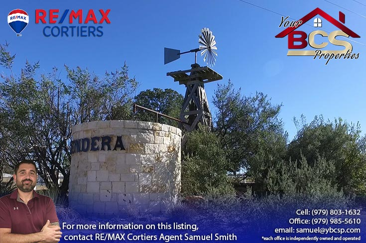 sendera subdivision college station waypoint with windmill