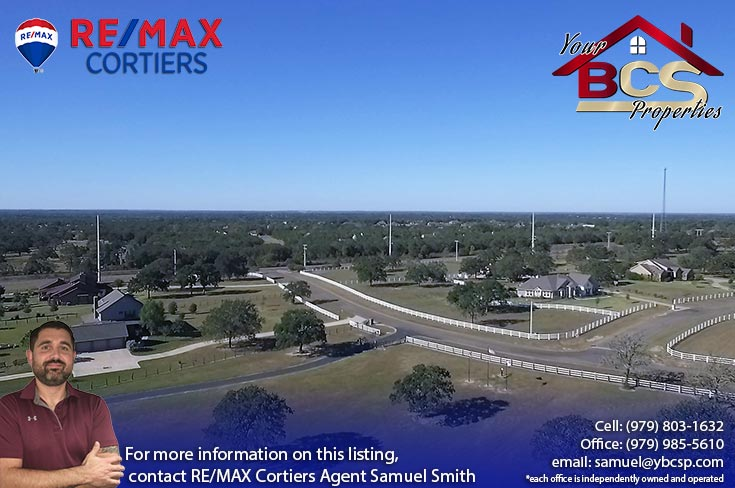 sendera subdivision college station view of homes