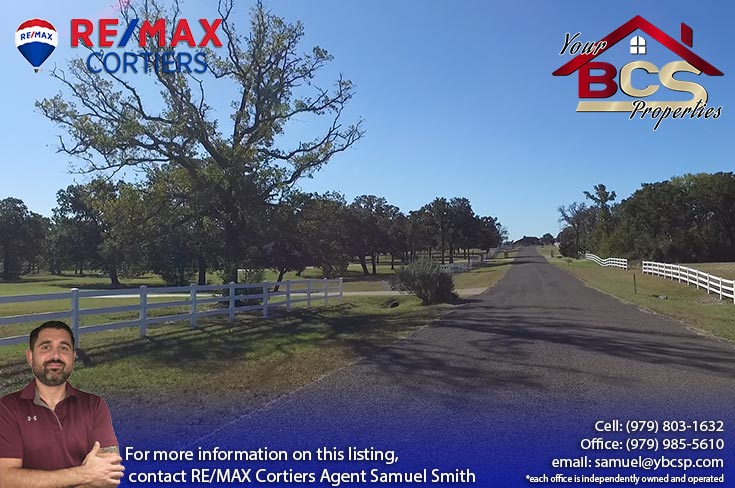 sendera subdivision college station country living with large trees