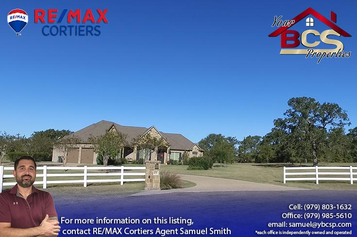 sendera subdivision college station home with curb appeal