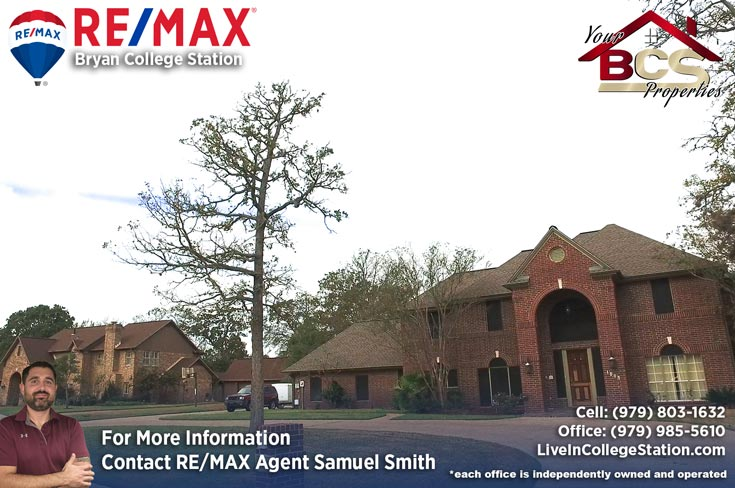 southwood forest college station texas sophisticated home