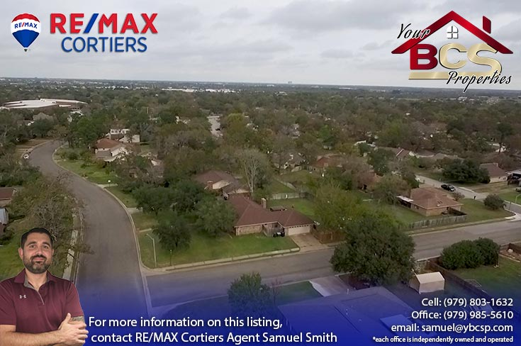 southwood valley college station tx view of subdivision