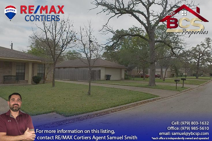 southwood valley college station tx view of homes with wooded lots
