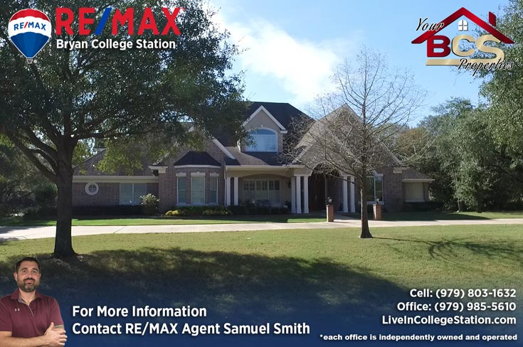 sweetwater neighborhood college station tx home with curb appeal