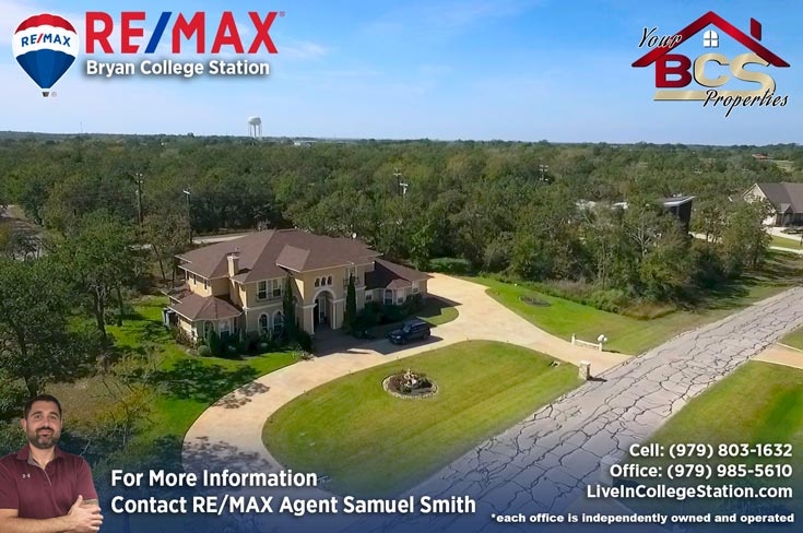 sweetwater forest college station tx elegant home