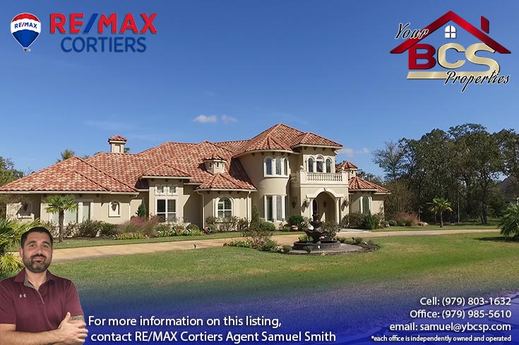 sweetwater forest college station tx suburban home with terracotta roof