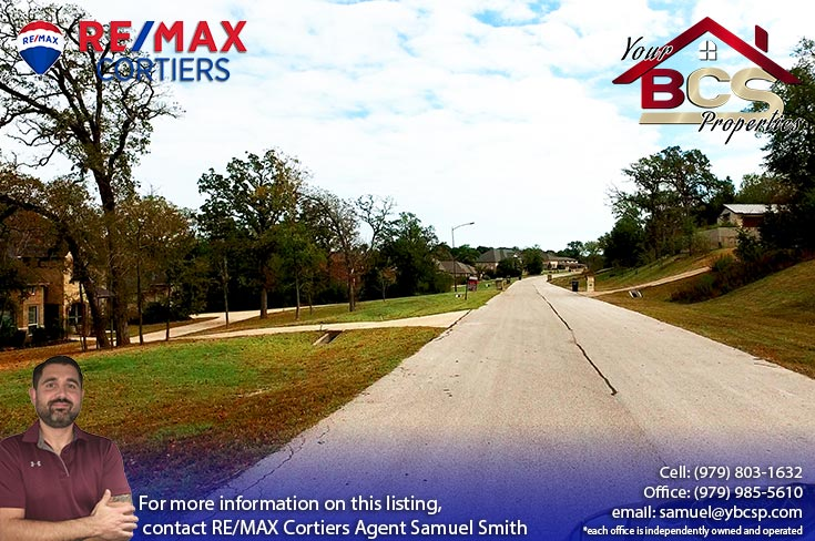 williams creek college station texas street view