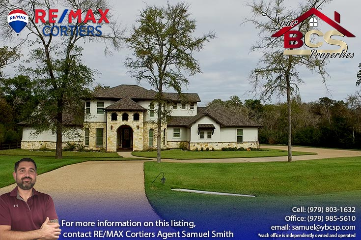 williams creek college station texas elegant home on wooded lot