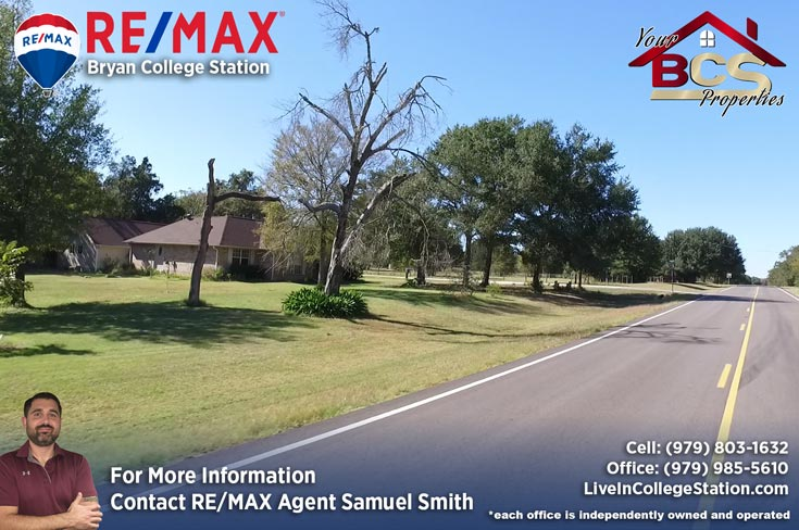 wixon valley texas homes street view of home on wooded lot