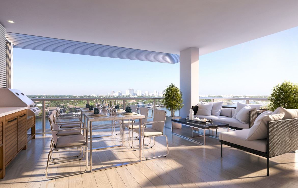 Adagio Fort Lauderdale Waterfront