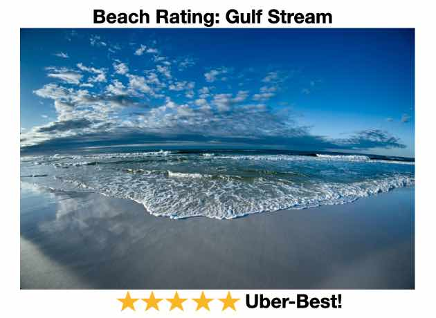 Beach Rating Gulf Stream