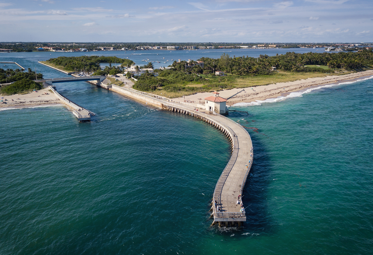 Boynton Inlet Ocean Ridge Waterfront