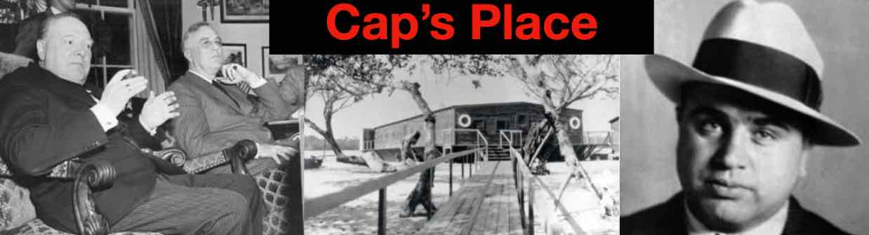 Cap's Place Restaurant, Lighthouse point