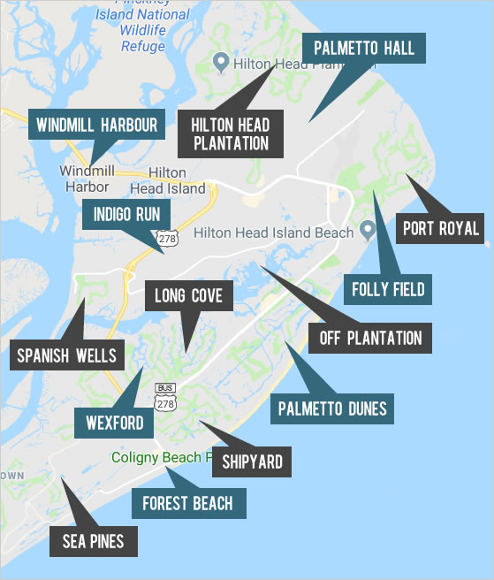 Explore Hilton Head Island Real Estate