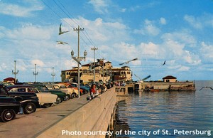 Historic St Petersburg Pier