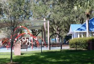 Tampa Palms Hampton Park