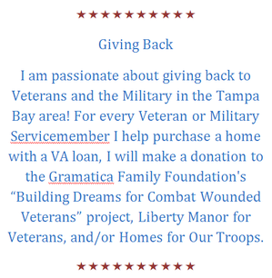 Veterans Giving Back