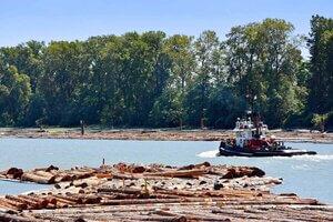 River District - Tugboat Landing