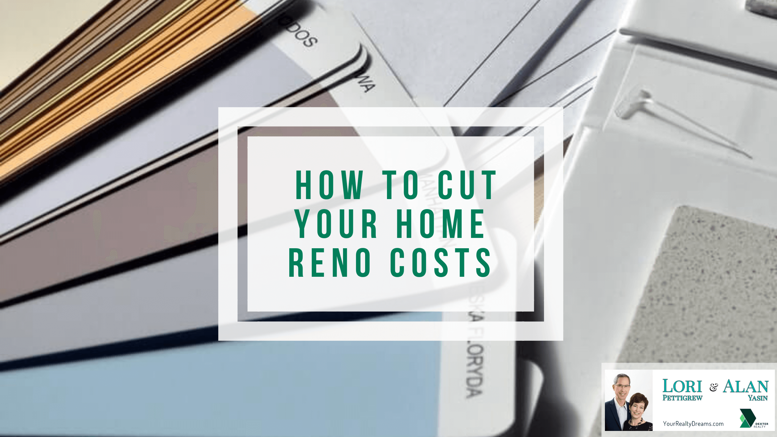 How to Cut Home Renovation Costs