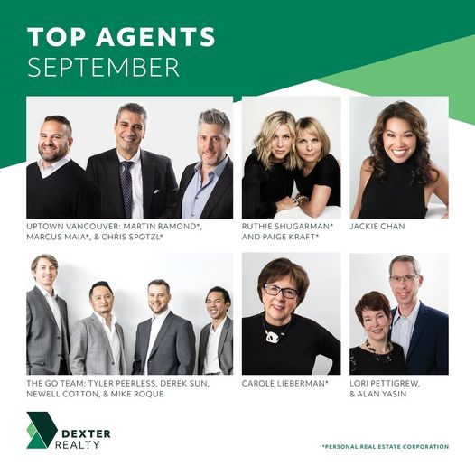 Top Real Estate Agents in Vancouver BC - Dexter Realty