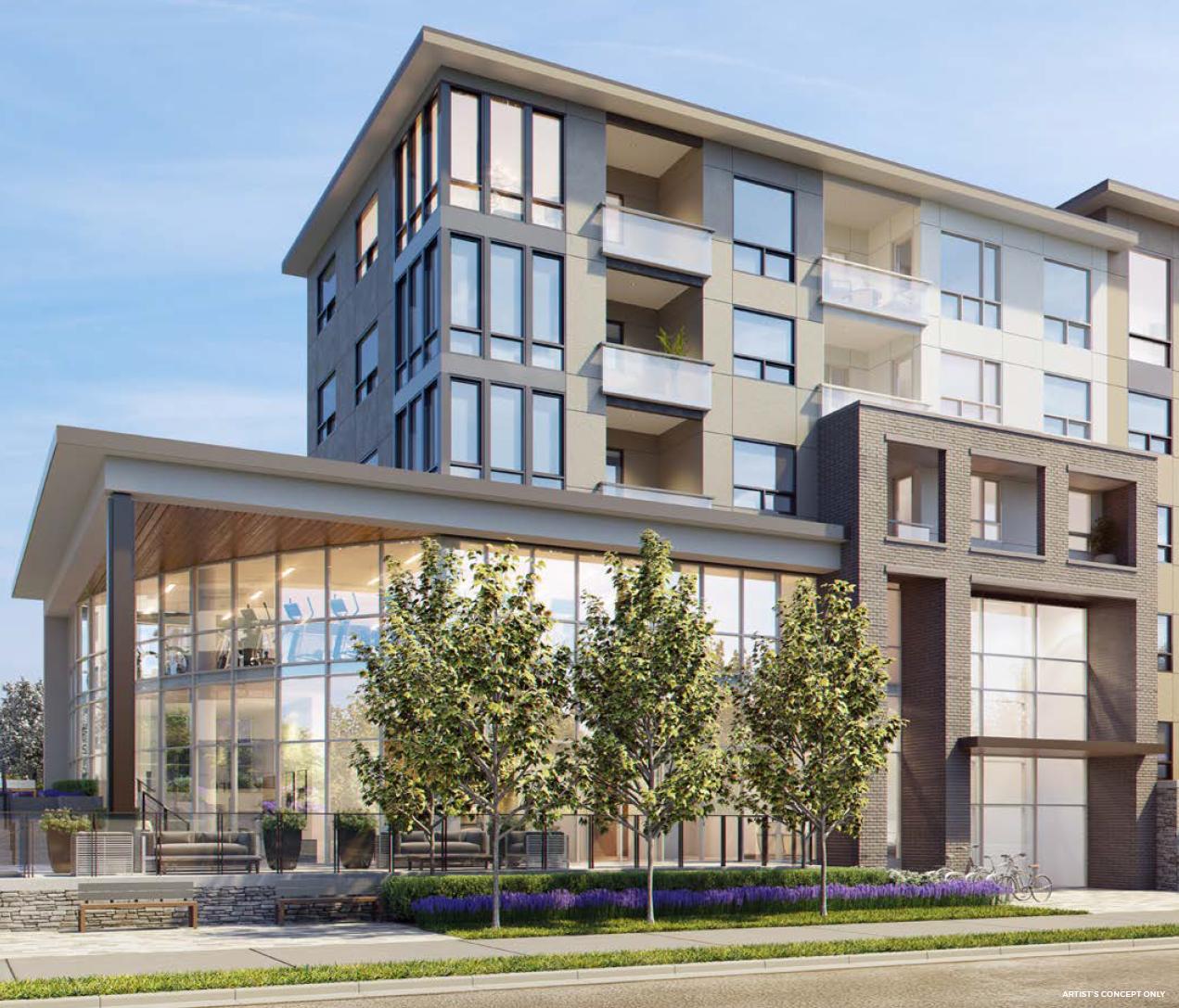 Berkeley House Presale Condos in Richmond, BC