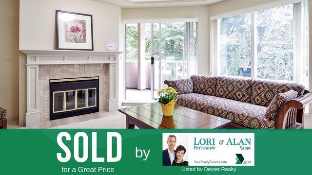Condo Sold in Brighouse Richmond BC