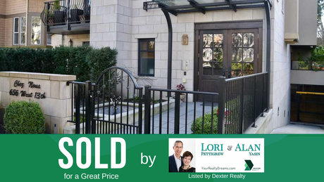 Sold in Fairview Vancouver BC