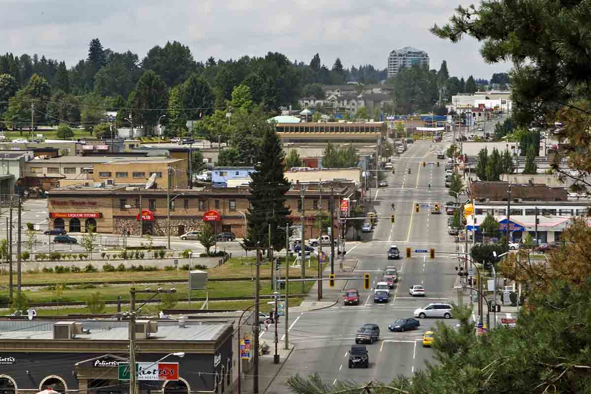 Central Abbotsford Real Estate And Neighborhood Information