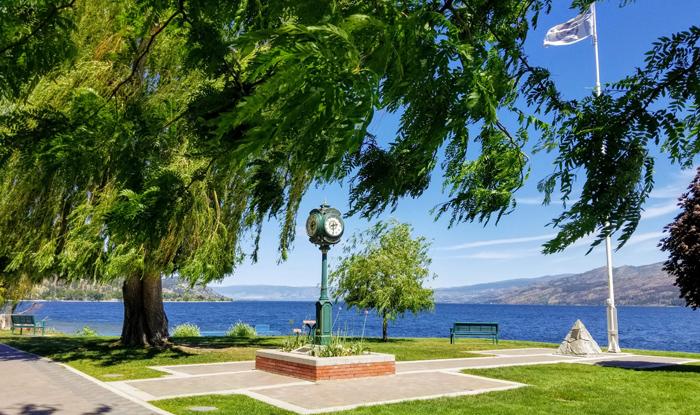 Centennial Park Peachland BC