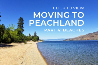 Peachland Beaches