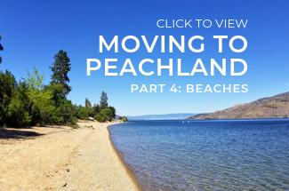 Peachland Beaches