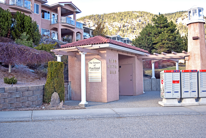 The Terraces Townhomes for Sale in Peachland BC