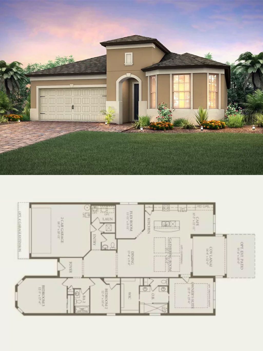 Epperson Ranch Floor Plans Pulte Homes in Epperson Wesley Chapel FL – Pulte Homes Ranch Floor Plans
