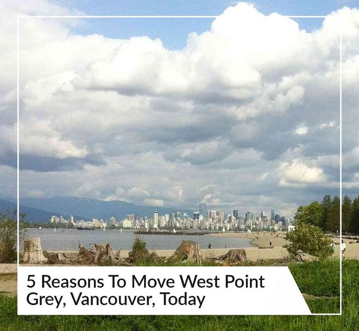 Moving to West Point Grey Vancouver